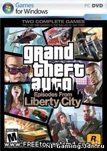 GTA 4 / Grand Theft Auto IV: Episodes from Liberty City [2010] Размер: 16.1 Гб