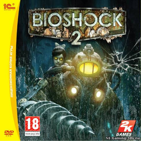 Bioshock 2 (2010/PC/Rip/Rus) by Fenixx
