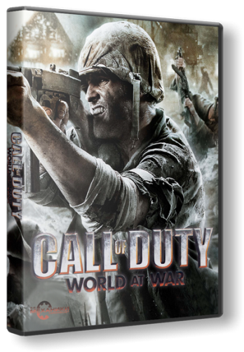 Call of Duty 5: World at War (2008/PC/RePack/Rus) Размер: 4.92 Гб