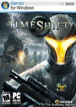 TimeShift (2007/PC/RePack/Rus) Размер: 2.01 Гб